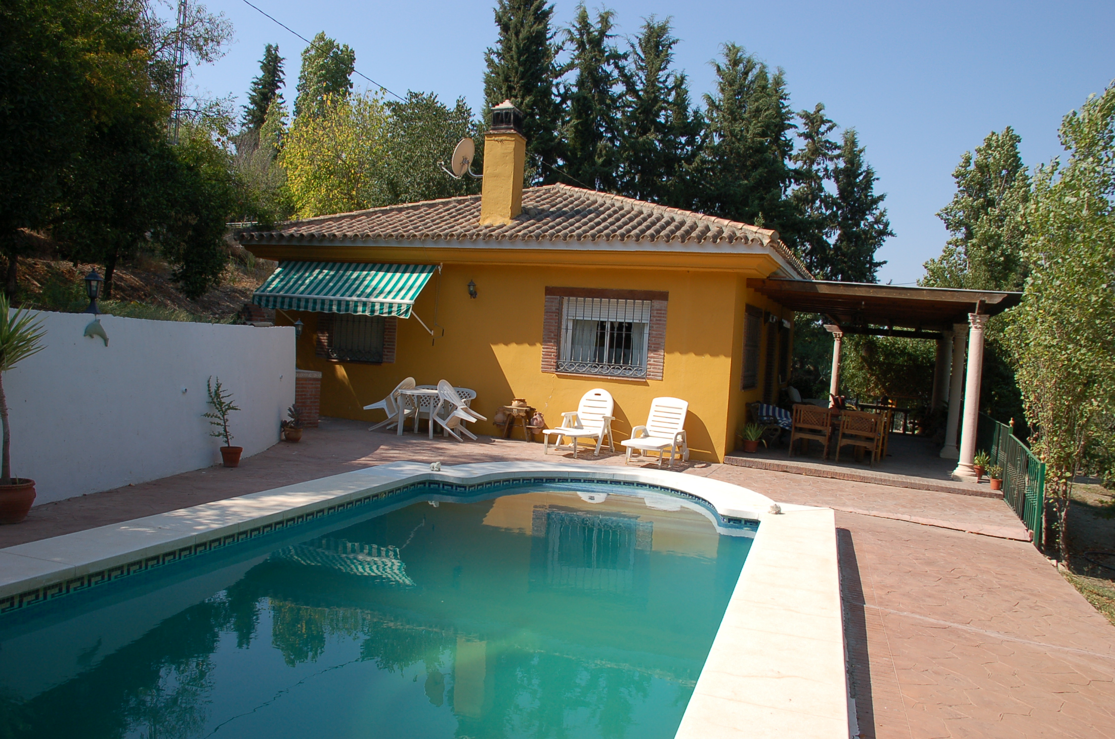 RiS 209 Beautiful rural finca with pool in Coin countryside – 212,000€