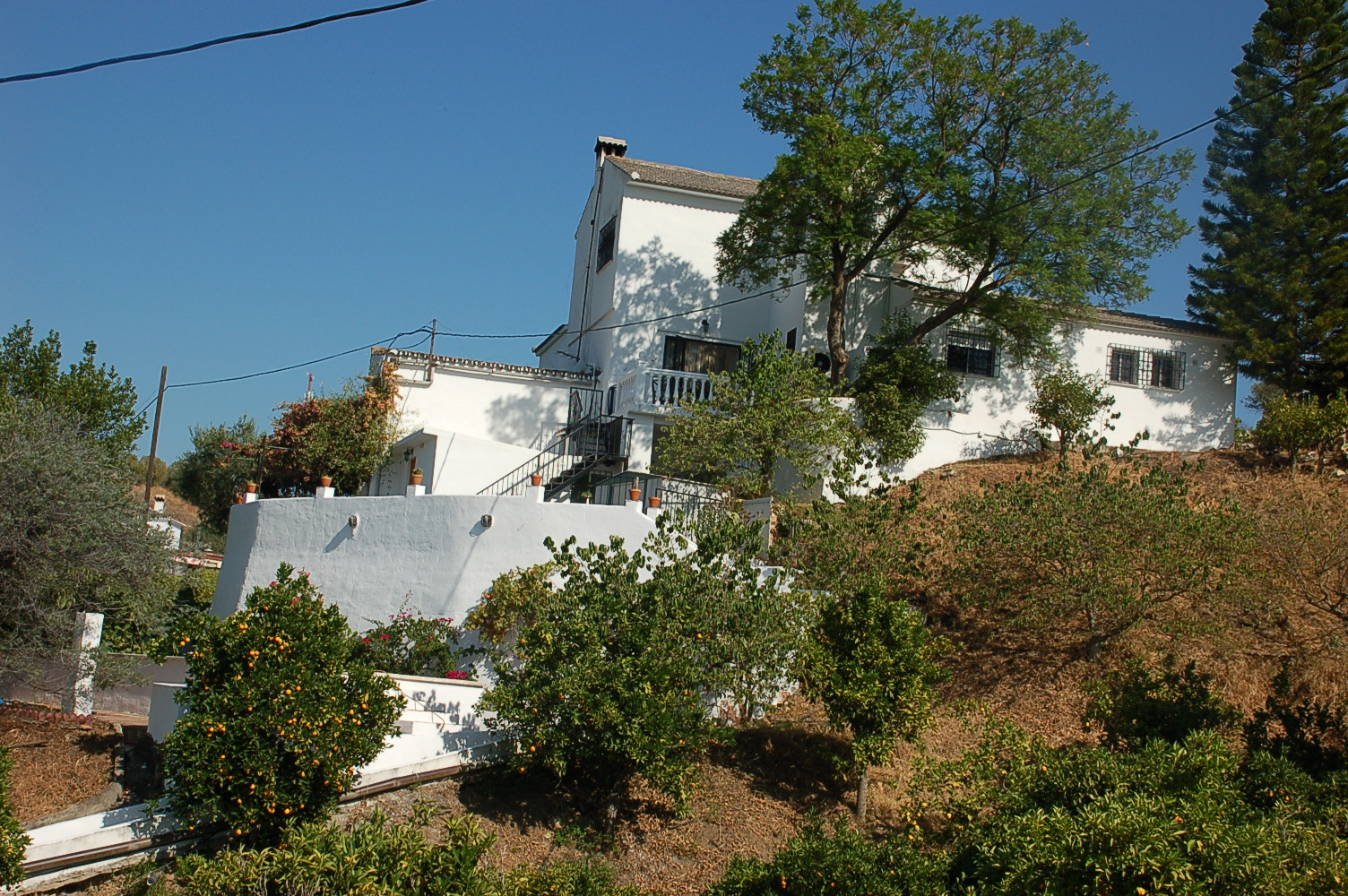 RiS 75 Large family finca or guesthouse opportunity near Coin – 350,000€