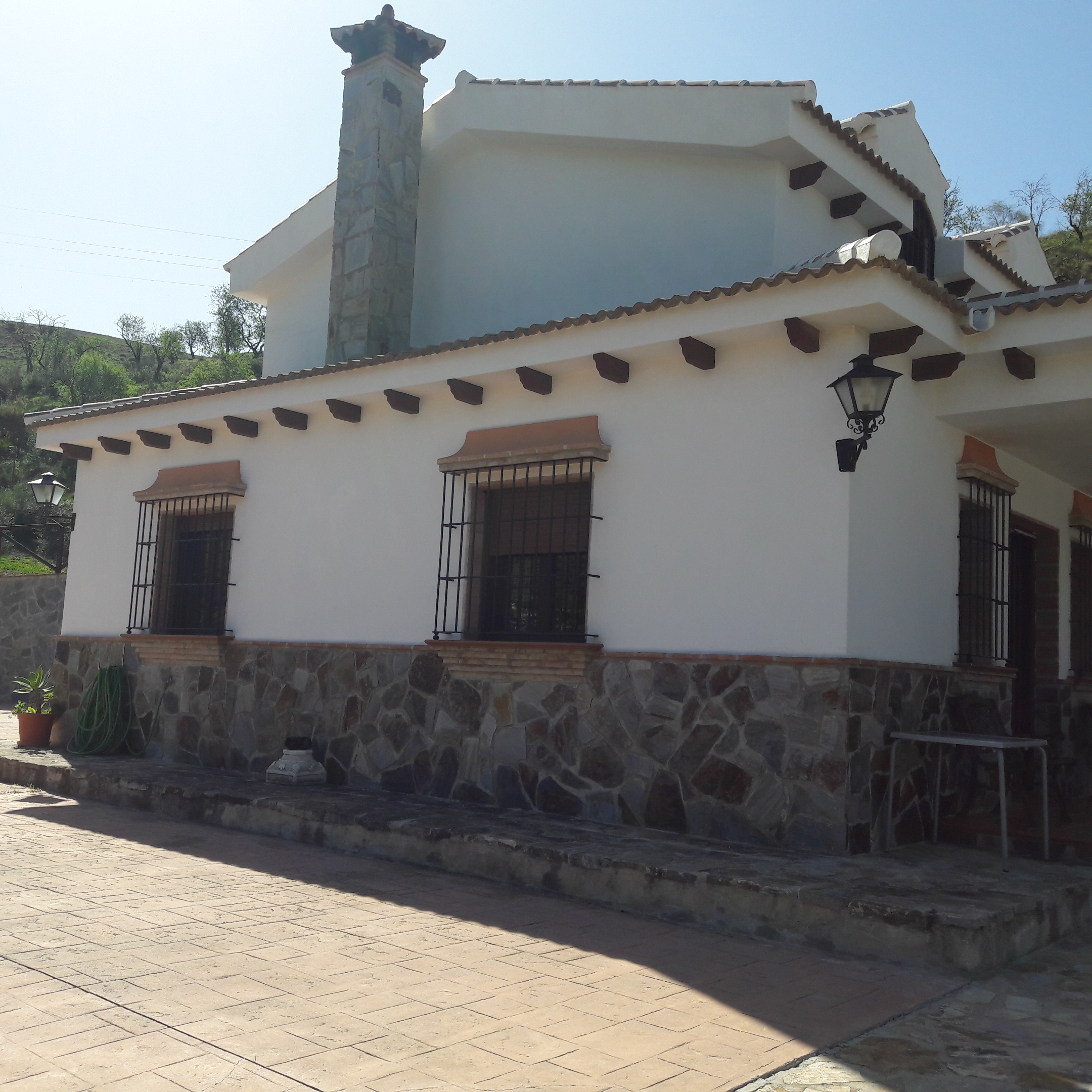 Ri 497 Amazing five bed finca with pool and land in Valle de Abdalajis – 1,000€